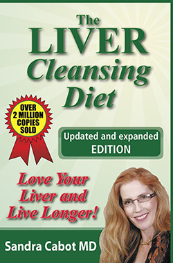 The Liver Cleansing Diet, Sandra Cabot